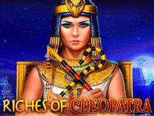 Riches Of Cleopatra автоматы Вулкана